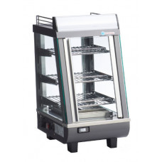 Bench Top Heated Display Cabinet, Pavia 80H, 76litres