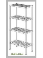 Post Style Project Shelving