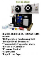Remote Refrigeration Systems